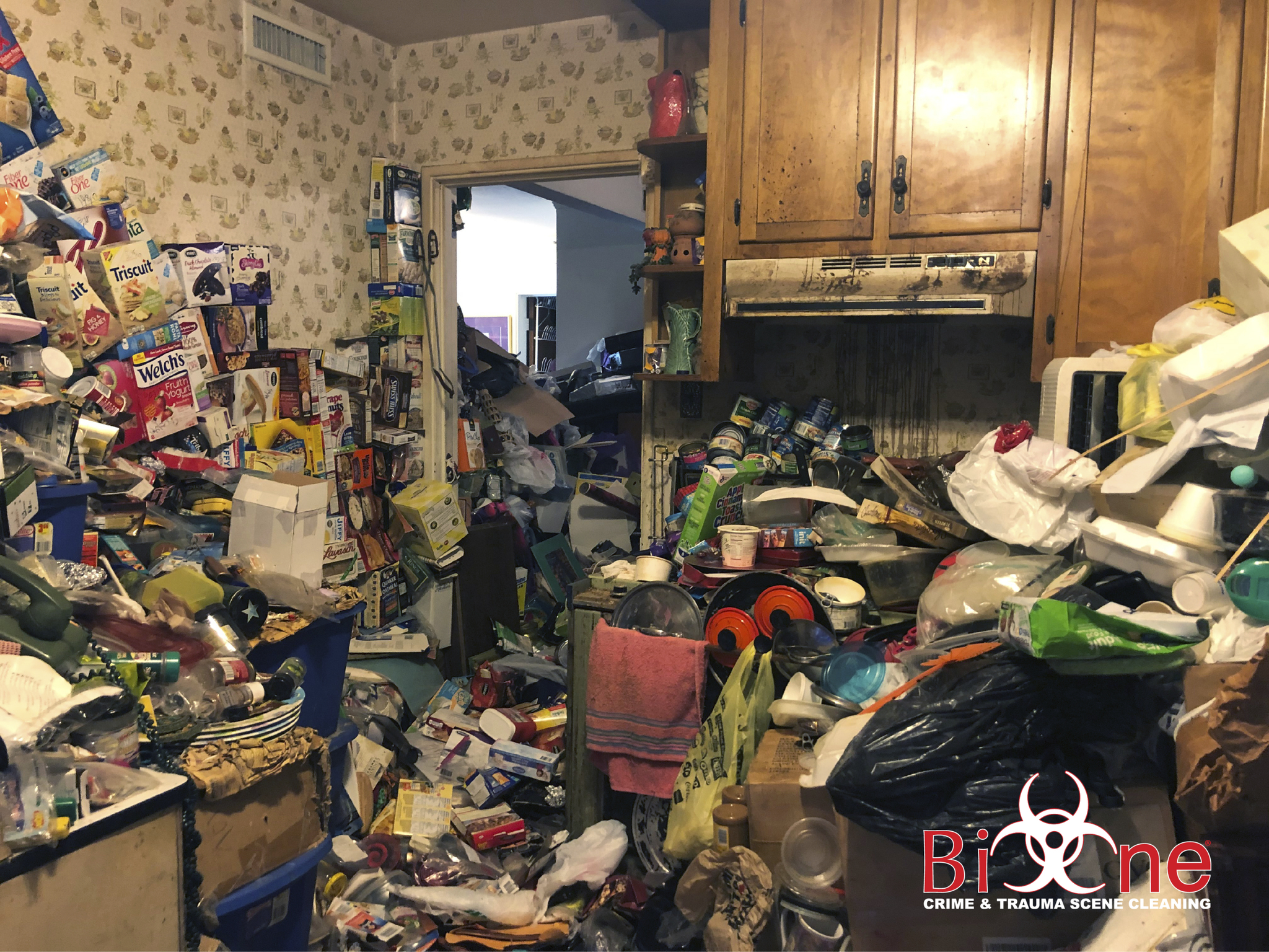 What is hoarding, and how can I find help near me?